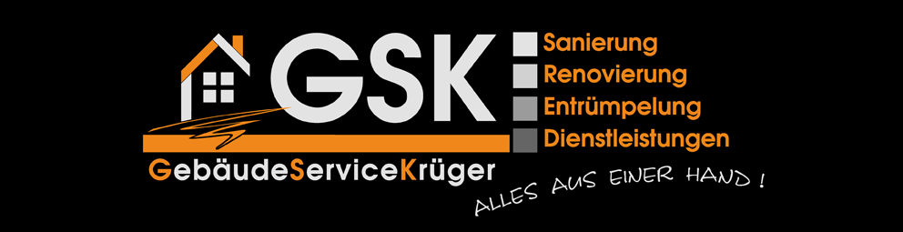 Gebäude Service Krüger